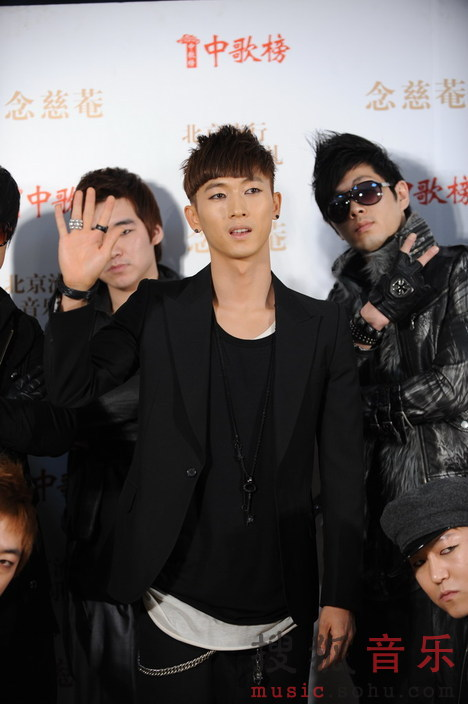 [fotos] Jang Woo Hyuk - Festival de Música Popular en China Img1731640_t