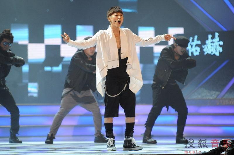 [fotos] Jang Woo Hyuk - Festival de Música Popular en China 5509a218fa45cc3435fa41aa